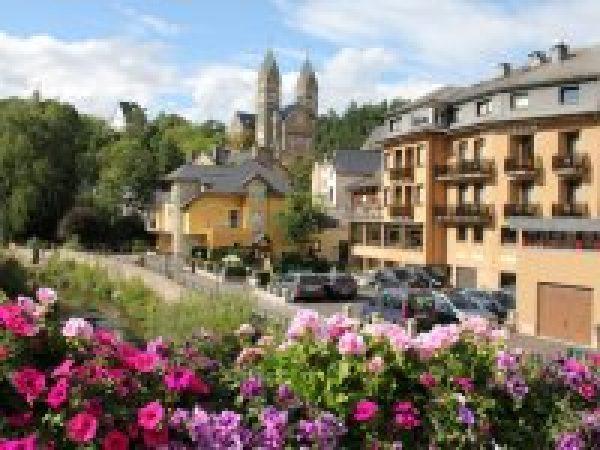 Luxemburg - Hotel du Commerce