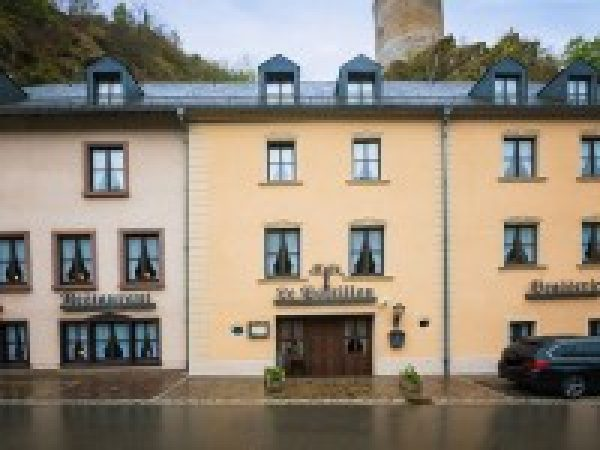 Luxemburg - Hotel Le Postillon