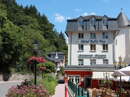 Luxemburg - Hotel Belle-Vue