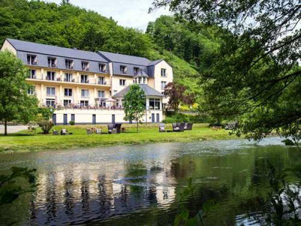 Luxemburg Cocoon Hotel Belair