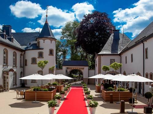 Bijzonder overnachten Luxemburg Chateau D'Urspelt